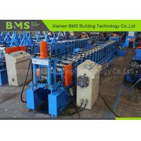 China 2.7 3.0mm Thick Highway Guardrail Roll Forming Machine With Auto Punching Hole System on sale