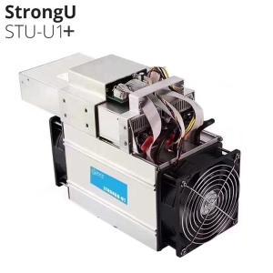 China DCR miner DECRED miner Bitcoin Mining Device 12.8TH/S with PSU StrongU Miner STU-U1+ wholesale