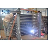 China Spiral type H type fin tubes boiler economizer  ASME For circulating fluifized bed boiler wholesale