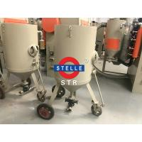 Buy cheap Movable Portable Sand Blasting Machine for Paint Steel Structure Removal from wholesalers
