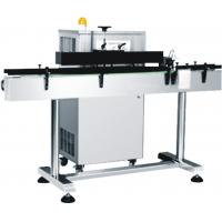 Buy cheap GMP Type Electromagnetic Induction Sealing Machine , Aluminium Foil Sealing Machine For Bottle Packing Line from wholesalers