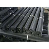 China Road Mill Steel Expanded Metal Sheets Panels Black Gray Color For Security Protect on sale