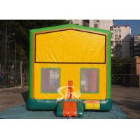 China 13x13 commercial inflatable module bounce house with various panels made of 18 OZ. PVC tarpaulin wholesale