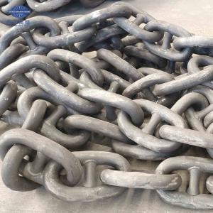 China Dia.66MM Marine Grade U3 Stud Link Anchor Chain wholesale