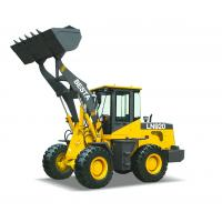 China 2000KG Capacity 4WD Mini Wheel Loader  5.5 Ton ISO9001 Certification on sale