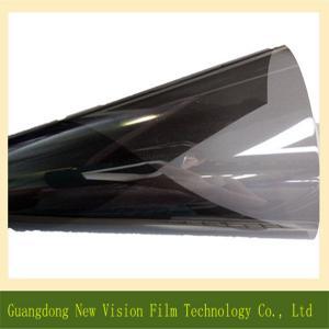 China Best quality plastic gray solar film car window tint film in 1.52*30m wholesale