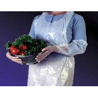Buy cheap diposable plastic apron from wholesalers