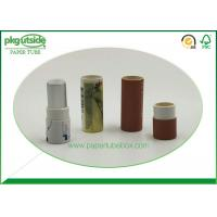 China Clothes Cardboard Canister Packaging , Paper Tube Containers Damp - Proof wholesale