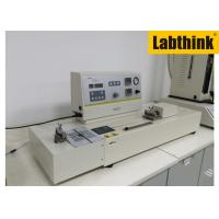China Touch Screen Seal Testing Equipment , Hot Tack Tester High Precision wholesale