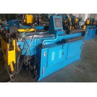 China Cold / Heating Pipe Bending Machine , Single Head 22KW Automatic CNC bender wholesale