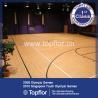 Quality Basketball Court Wood Pattern Flooring wholesale