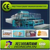 Quality Automatic Rotary Paper Egg Tray Machine for sale