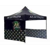 Buy cheap Advertising Outdoor Promotional Tents Simple Set Up With No Tools Required from wholesalers