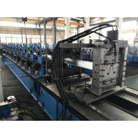 Quality 0.9 - 1.5mm Wire - electrode cutting Hat Roll Forming Machine 15 stations wholesale