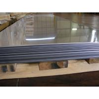 China Silver Anodized Polished Aluminium Sheet Curtain Wall Temper T3 -T8 on sale