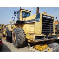 China Used KOMATSU WA500 Wheel loader for sale wholesale