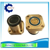 China HS WEDM Guide Wheel Pulley Assembly 152 Wire Cut,Dia 40 the base 50*50 for Ruijun wholesale