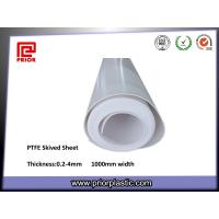 China PTFE Sheet with 0.5-100mm Thickness wholesale