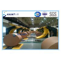 China Complete Paper Roll Handling Systems For Paper Industry , Data Management System for Option wholesale
