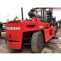 China Japan Engine Mitsubishi 30ton FD300 Used Diesel Forklift wholesale