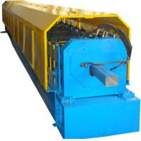 China Color Steel Sheet Circular Downspout Roll Forming Machine PLC Control wholesale