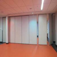 China Custom Sound Proofing Movable Office Partition Walls 85 mm Width wholesale