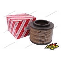 Buy cheap Auto Spare Parts Car Air Filter OEM 17801-0C010 For Toyota good quality from wholesalers