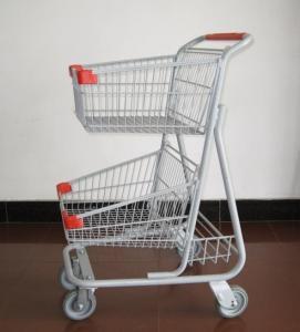 China Supermarket Shopping Basket Cart wholesale