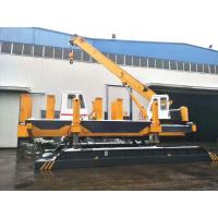 China Mini ZYC120 Hydraulic Static Pile Driver For PHC Pile With 1 Year Warranty wholesale