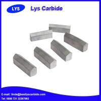 China Cemented carbide brazing sheets for mining tools wholesale