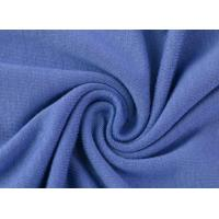 China Knitted 95 Cotton 5 Spandex Fabric Smooth Surface For Pajamas Clothing Textile wholesale