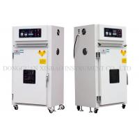 Quality 300 Degree Laboratory Eectric Drying Oven Layered Design Accuracy Motor Overload Protection for sale