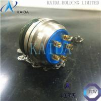 China Dust Resistant 5 Pin Circular Connector , Thin Shell Circular Metal Connectors Y16P2414ZJ10 on sale