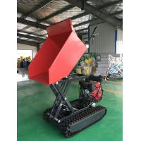 China ED500C 500kg or 600kg garden work Gasoline truck dumper mini hydraulic power dumper wholesale