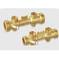 Buy cheap IP68 PN16 Static Heat Meter Brass Sensor Body Lowest Design Height from wholesalers