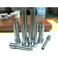 Die Casting Mold Core Pins And Sleeves With Turning Broaching Drilling Process