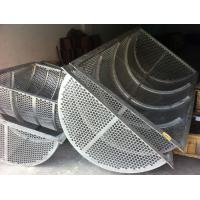 China Al6xn (UNS N08367,AL-6XN)screen filters sieve baskets filter drums filter screen wholesale