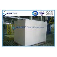 Quality Paper Mill Pallet Conveyor Systems , Intelligent Pallet Conveyor Systems for sale