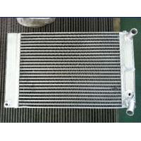 China Automobile Compact Plate And Fin Heat Exchanger / Brazed plate radiator wholesale