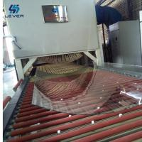 China Building Glass Tempering and soft rollers bending tempered glass making machine Furnace Glass Toughened plant wholesale