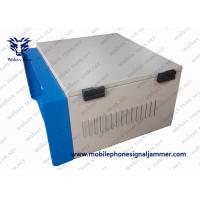 Buy cheap WIFI5.8G GPS Cell Phone Signal Jammer High Power Waterproof Outdoor Prison RF from wholesalers