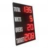 Buy cheap Outside Model Portable Cricket Scoreboard , Electronic Cricket Scoreboards from wholesalers