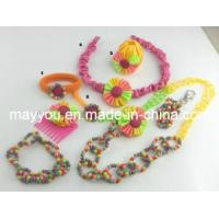 China Fashion Jewelry Set for Children-Necklace Bracelet and Hair Accessorries on sale