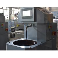 China SUS304 Material Industrial Chocolate Tempering Machine And Enrobing Machine wholesale