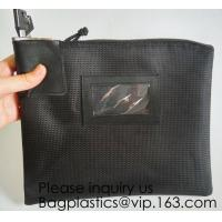 Quality Locking Security Money Bag, Cash Bag,Bank Bag Canvas Keyed Security,Money Bag for sale
