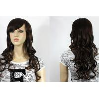 China 100% Brazilian Curly Human Hair Wigs 12 - 30 inches Chemical free wholesale