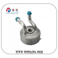 China 001 409 061 VW Engine Oil Cooler , High Performance Oil Cooler TF-1062 wholesale