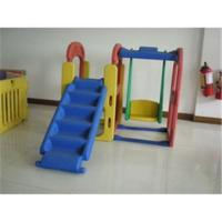 China Plastic slide and swing wholesale