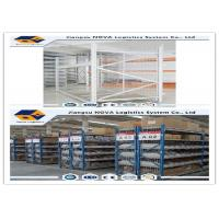 China Light Duty Longspan Shelving Slotted Angle Type For Small Products Storage wholesale