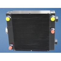 China Construction Hydraulic Fan Oil Cooler Engineering Machinery Voltage wholesale
